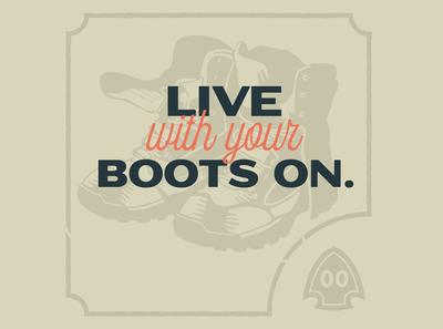 Better in Boots - Idiom 1