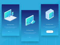 Onboarding Isometric VPN apps