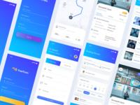 🚝 FastTrain - Mass Rapid Transit Webpage & Apps Exploration