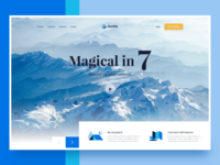 Header Exploration for Adventure Webiste