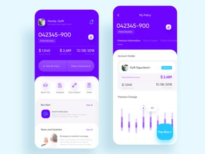Insurance App for better life