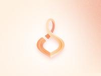 Rose Gold Logo