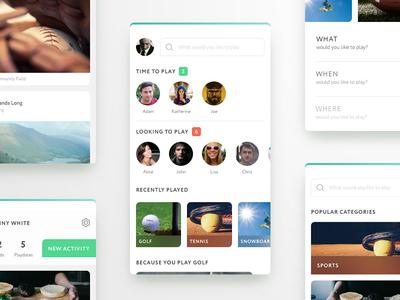 Social Play App