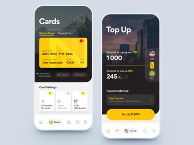Nomad Banking App