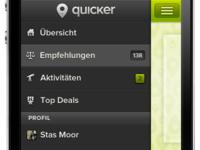 Concept mobile navigation