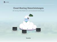 Cloud hosting v.1.0