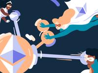 Some etherum illustration