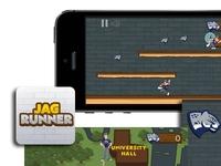 Jag Runner IOS Game iphone ios georgia regents game apple