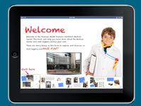 CMC Interactive E-book ebook interactive multimedia medical children