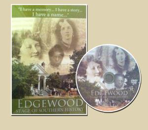 Edgewood DVD dvd documentary civil war south carolina print