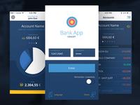 Bank App · Concept