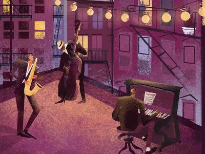 Marianna Tomaselli Jazz Nght