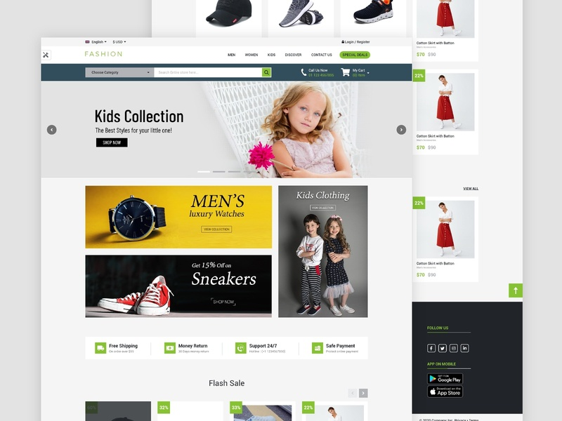 Shopping Website Design shopping app fashion website design shopping clean apps android branding application mockup logo creativity design ux ui