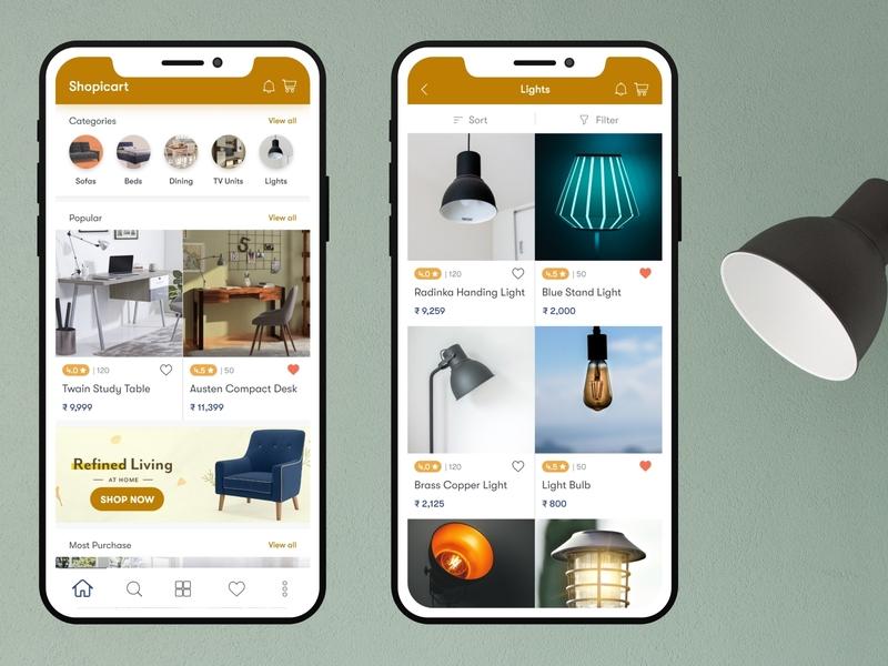 Home Appliances app UI ecommerce app home page kitchen appliances home appliances apps android branding application mockup logo creativity design ux ui