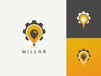 Millar Oil Logo
