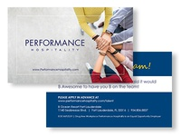 Performance Recruitment Cards