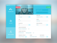 Daily UI challenge #007 – Settings