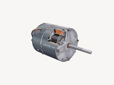 Arktic 142 Motor