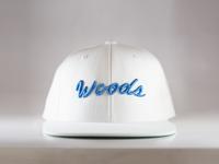 Woods Script Snapback