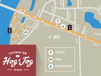 Hog & Jog Course