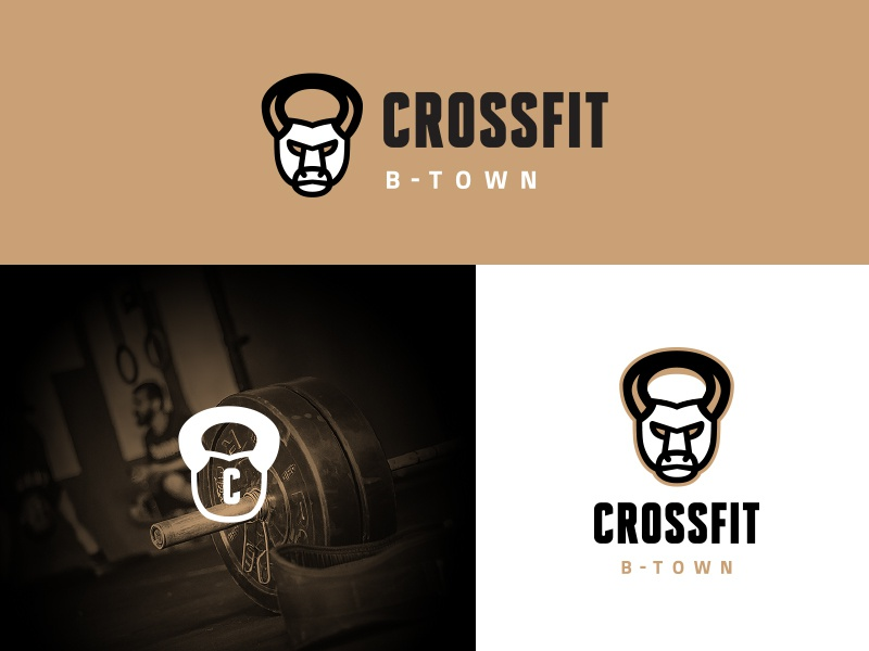 Crossfit keep horns bull exercise weightlifting lebanon beirut gold bold crossfit kettlebell