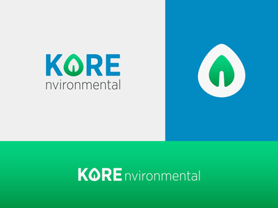 KORE environment modern sustainability water leaf green