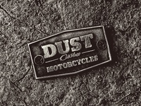 Dust Motorcycles Badge