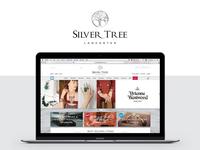 Silver Tree Jewellery website