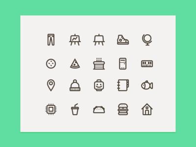 Prestashop Icon Pack