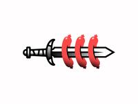 Hot Dog Sword