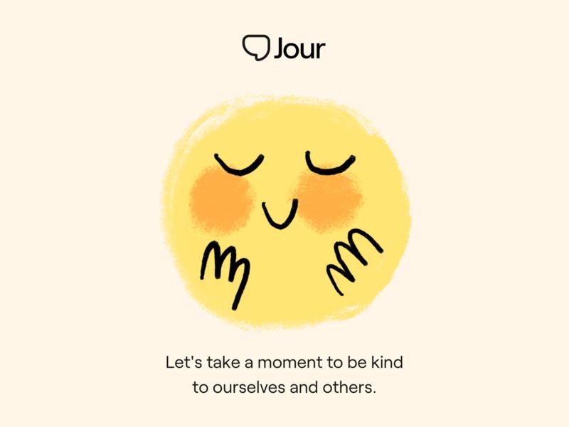 World Mental Health Day sticker sun icon illustration
