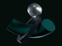 3D Material Experiment octane cinema 4d c4d 3d