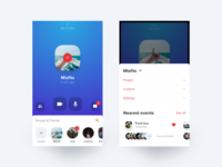 Group Based Social App
