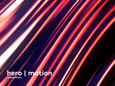 Motion Exploration waves 3d cinema 4d after effects template ae exploration hero