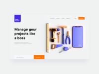 Hello Builder Website
