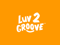 Luv 2 Groove™ Logo