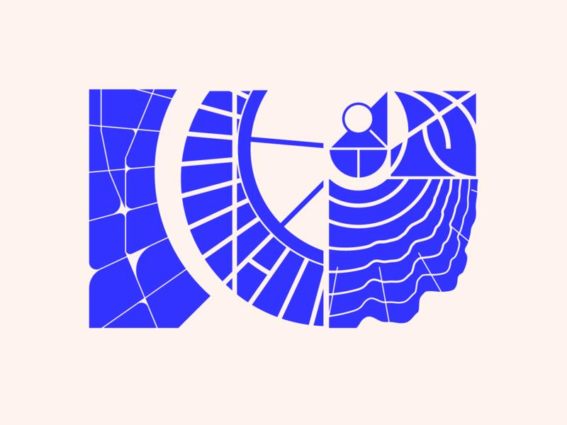 lefty design 64 graphic design inspiration geometric abstract minimal minimalist illustration vector design