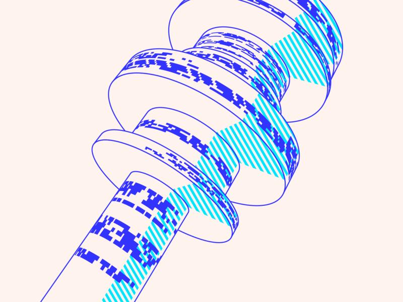 random28 experiments graphic inspiration geometric abstract minimalist illustration vector design