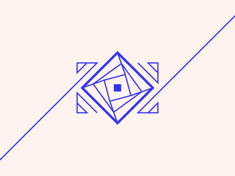 random37 - twist experiments inspiration graphic geometric abstract minimalist illustration vector design