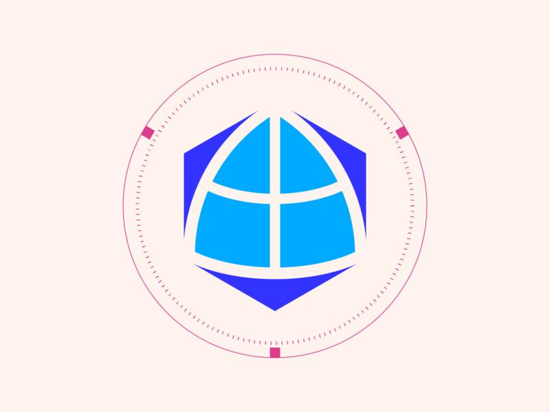 random39 - roundcube experiments inspiration graphic geometric abstract minimalist illustration vector design