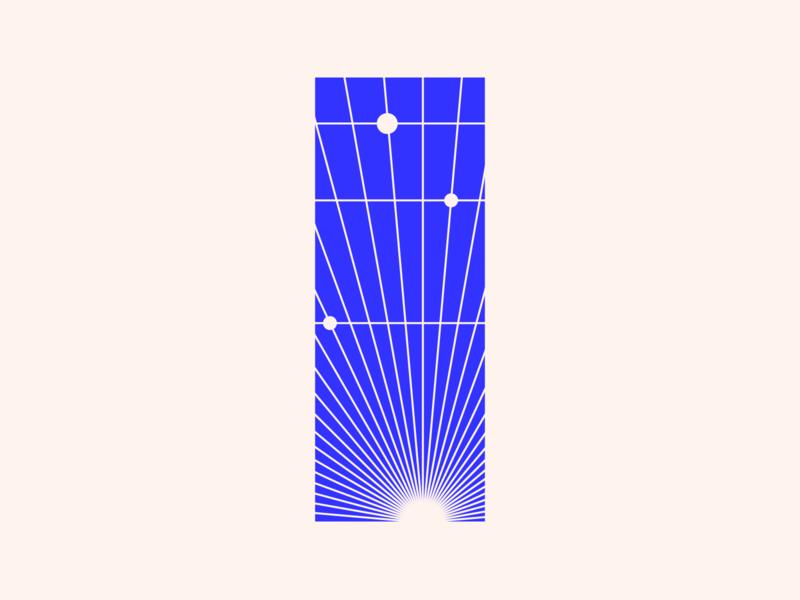random41 - dawn minimal experiments inspiration graphic geometric abstract minimalist illustration vector design