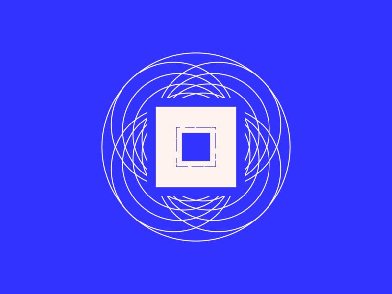 random48 - ripple vector art experiments minimal inspiration graphic geometric abstract minimalist illustration vector design