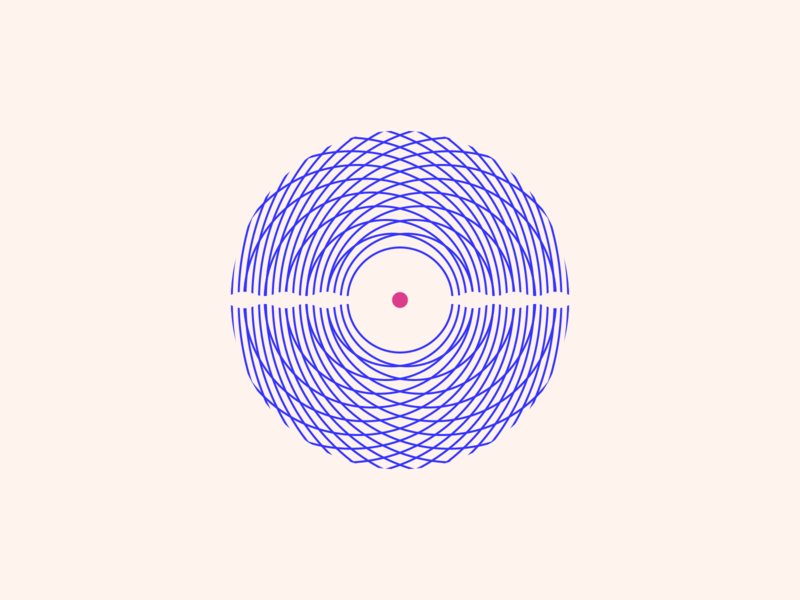 random49 - pulsar pulsar astronomy space vector art experiments minimal inspiration graphic geometric abstract minimalist illustration vector design