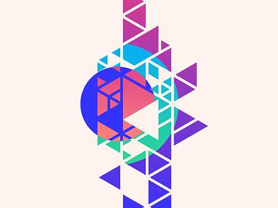 random91 polygons polygons gradients random vector art experiments minimal inspiration graphic geometric abstract minimalist illustration vector design
