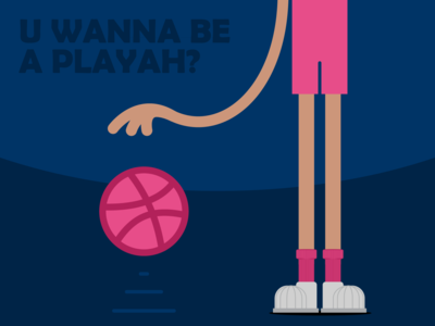 Do you want to be a player?