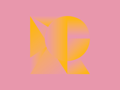 R by Ryan J Coughlin via dribbble