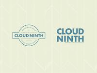 Cloud Ninth Logo Ideas