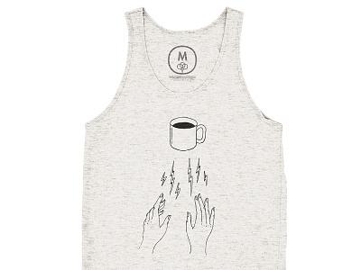 They're Baaaaaack all the tees magic coffee illustration cotton bureau