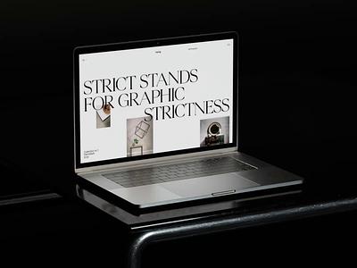 Von Heilig awwwords web web des animation motion graphics 3d website grid typography layout design
