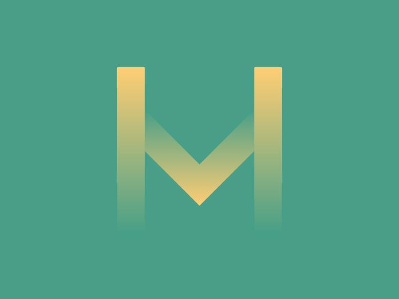#Typehue Week 13: M weekly typehue m challenge